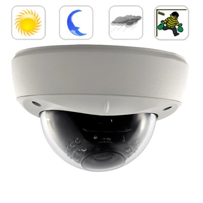 Vandalproof Security Camera