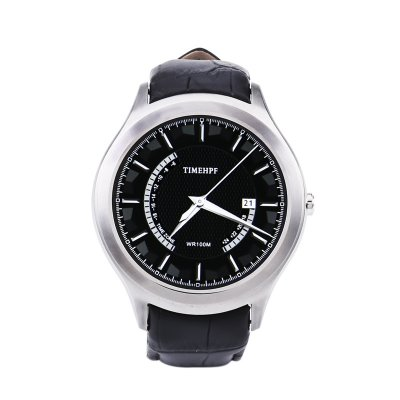 NO.1 D5+ Android Smart Watch (Silver)