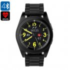 No.1 G6 Bluetooth Watch (Black)