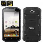 No.1 X6800 IP68 Smartphone (Black)