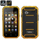 No.1 M2 Rugged Smartphone (Orange)