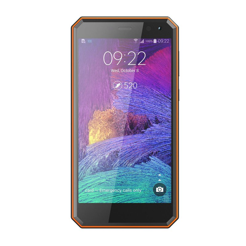 Nomu M6 2+16G Smartphone Orange