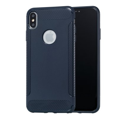 Shockproof Blue Case for Iphone XS Max