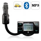 Not only is it Bluetooth version 2 0 for connecting to most cell phones  but has a high power FM transmitter for piping sound directly to your car s FM stereo