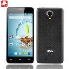ONN Sunny K7 Android 4 4 Smartphone with a 4 7 inch QHD IPS capacitive display  1GB RAM  4GB Memory  SD Card Slot  Dual Sim as well as Front and rear cameras