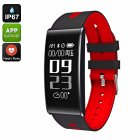 ORDO S13 Fitness Tracker Bracelet (Red)