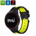 ORDRO CF007 Bluetooth Watch (Yellow)