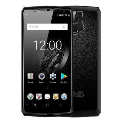 OUKITEL K10 6 Inch Smart Phone Black