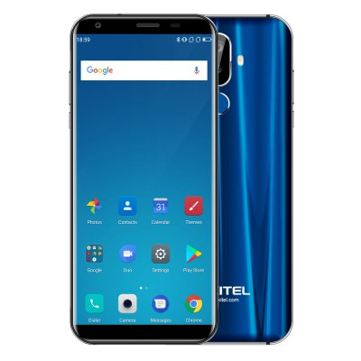 OUKITEL K5 5.7 Inch 16GB Blue Smart Phone