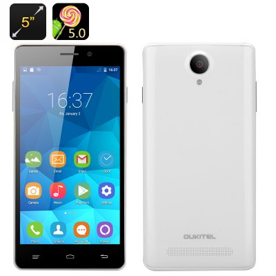 OUKITEL Original Pure Android 5.0 Smartphone