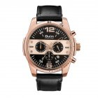 OULM Men Calendar Quartz Sports Wristwatch Rose