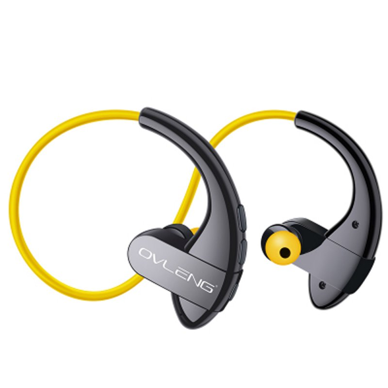 Original OVLENG S13 Wireless Earphones Yellow