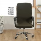 Office Chair  Cover Universal Stretch Desk Chair Cover Computer Chair Slipcovers Gray green