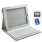 One of the nicest cases for the iPad 2 and new iPad 3  now featuring a new and improved spill proof silicone keyboard  iPad owners continue reading