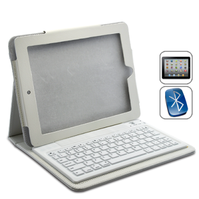 Spill-Proof iPad 2 Case with Keyboard