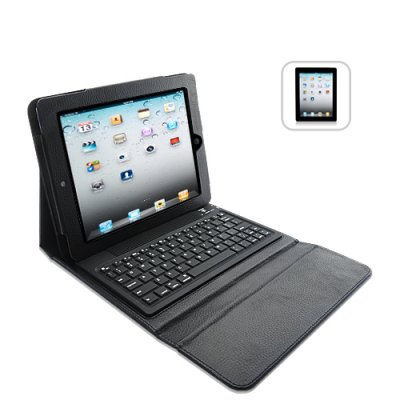 iPad Case with Wireless Keyboard