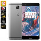 OnePlus 3 Smartphone comes with Qualcomm Snapdragon 820 CPU and 6GB of RAM  combines with its 4G connectivity and affordable price it is real flagship killer