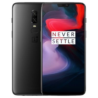 OnePlus 6 SmartPhone 8+256GB Midnight Black