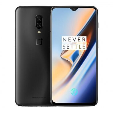 Wholesale OnePlus 6T - Midnight black, Recovery CA From China