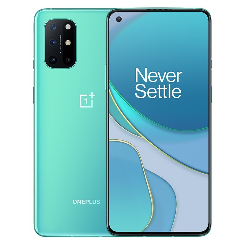 OnePlus 8T 8+128G global rom Smartphone blue_8+128G