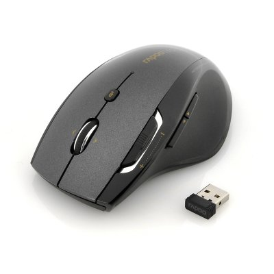 Switchable DPI Wireless Mouse - Rapoo 7800p
