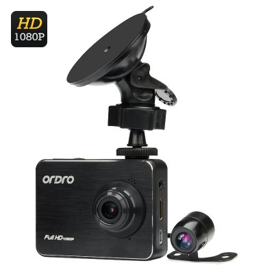 Ordeo 504 FHD Car DVR