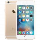 Original Unlocked IPhone 6 Phone IOS Dual core LTE 4 7  IPS 1GB RAM   16 64   128GB ROM Golden