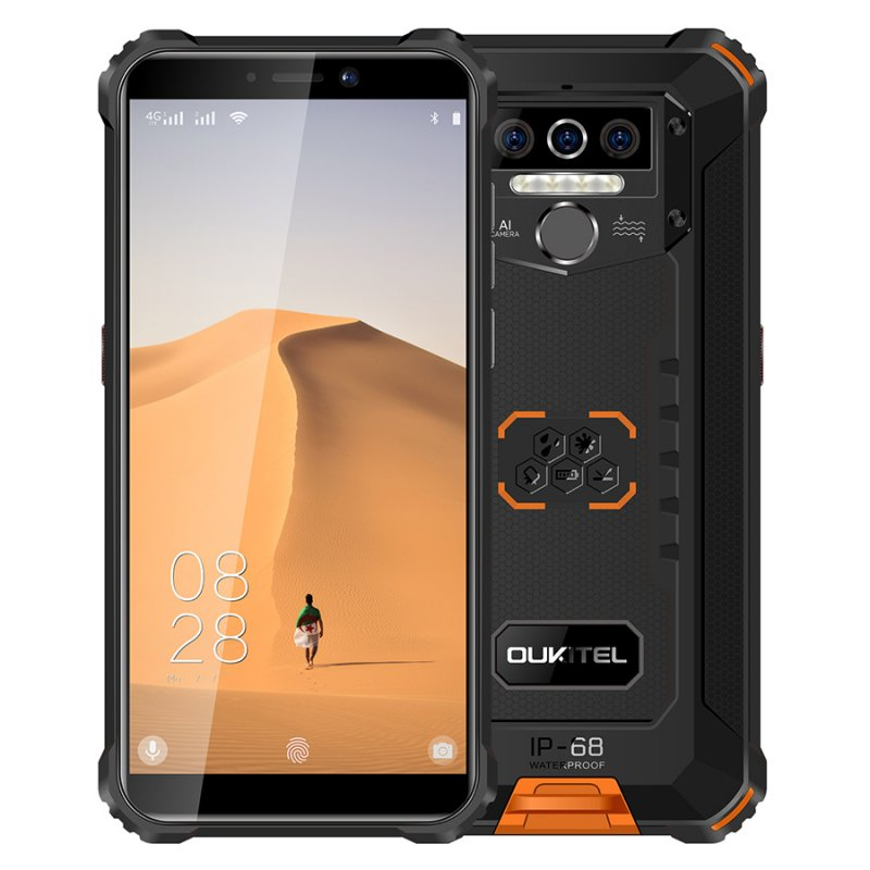 Oukitel WP5 5.5inch Smartphone orange