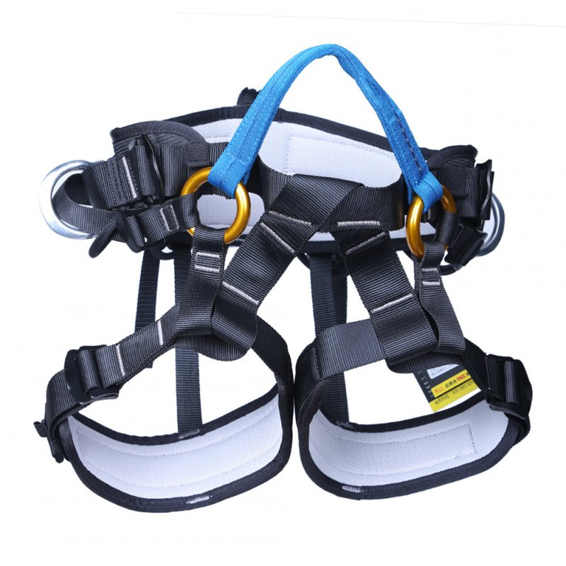 Outdoor Climbing Body Safety Waist Belt Equipment for Aerial Climbing Protection