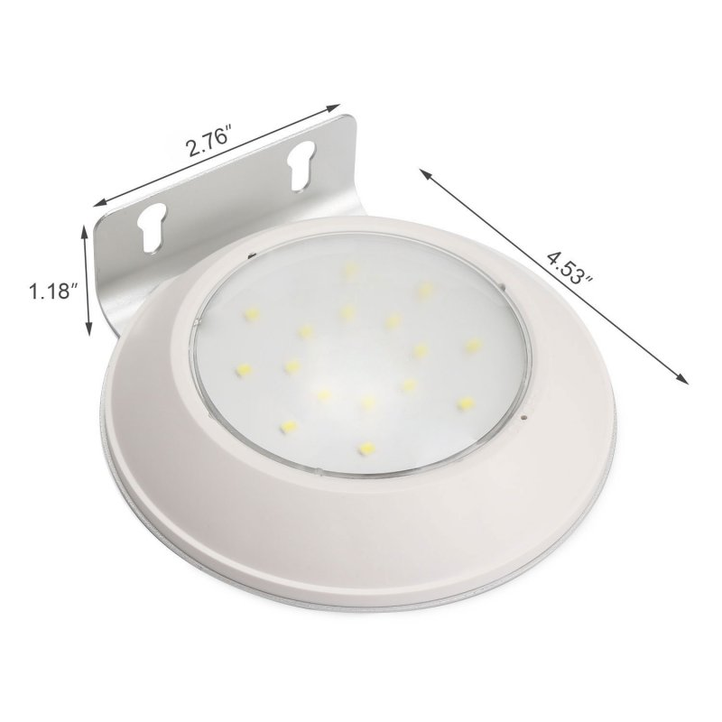 Outdoor Motion Sensor Light Solar Light Patio Light, landscape Light