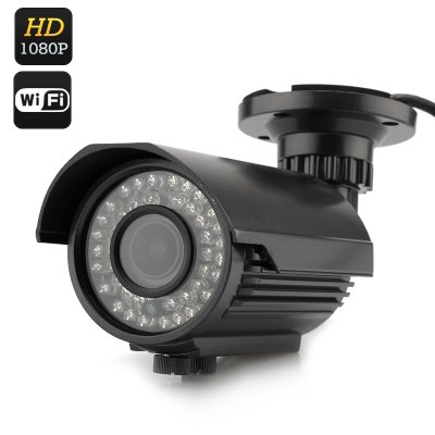 Outdoor Night Vision IP Camera