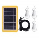 Outdoor Solar LED Lamps