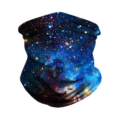 Outdoor Sports Mask Dust-proof Insect-proof Multi-functional Capless Hat Digital Printing Magic Turban BXHA020_Free size