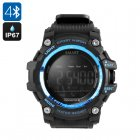 Bluetooth Sports Watch (Blue)