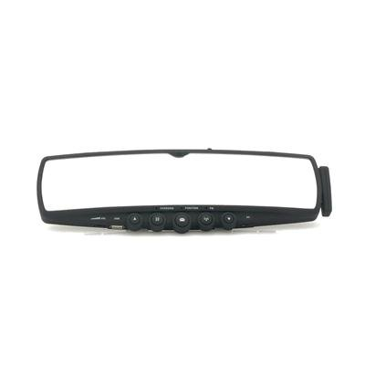 Car Rearview Mirror With Bluetooth + TTS