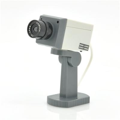 Dummy Security Camera w/ Motion Detection