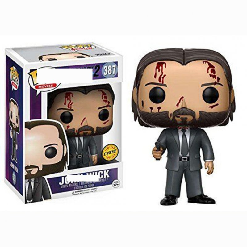 POP! Movies: John Wick - John Wick Rapid John Wick blood limit