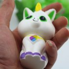 PU Simulate Cartoon Animal Slow Rising Squishy Squeeze Toy Stress Reliever Kid's Toy Gift Decoration