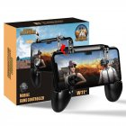 W11 PUBG Mobile Gamepad Shooter Controller
