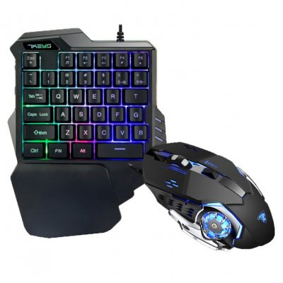 Pubg Mobile Gamepad Controller Gaming Keyboard Mouse Converter For Apple Android Phone G30 Keyboard G3 Gaming Mouse