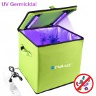 PULUZ 30cm UV Light Germicidal Sterilizer Disinfection Tent Box  green