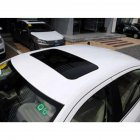 PVC Glossy Car Roof Vinyl Film Stickers Simulation Panoramic Sunroof Protective Film Covers 78   38CM
