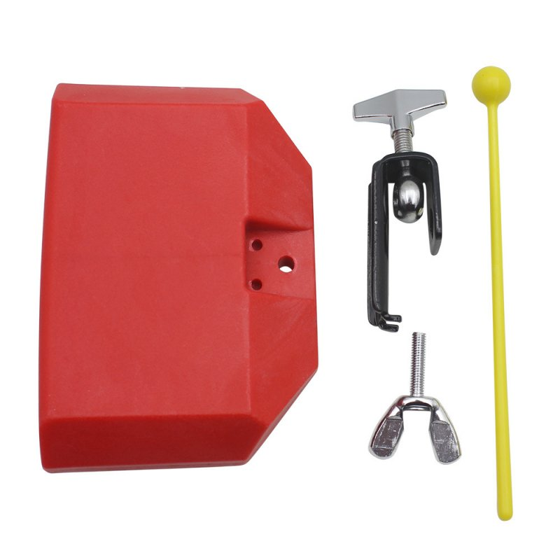 Percussion Jam Drum Bell Drum Accessories red