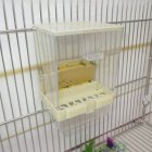 Pet Bird Anti-slip Automatic Food Box