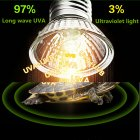 Pet Heating Lamp UVB Solar Light Crawler Ultraviolet Heating Sun Bulb Lizard Lamp 220V E27KDU6