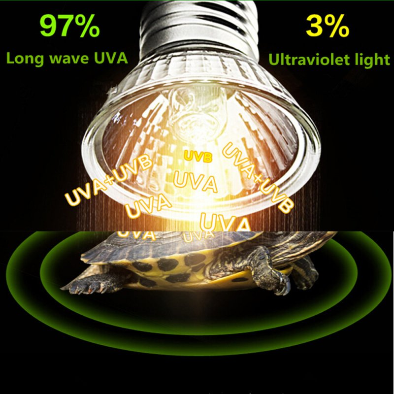 Pet Heating Lamp UVB Solar Light