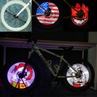 Pimp up your bike and grab the attention of all bystanders with the magnificent Xuanwheel S1 Bike Wheel LED set