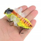 Plastic Fishing Lures Bionic Lure Artificial Bait Sea Lake Fishing Accessories Y238-4_7.5cm / 15.5g