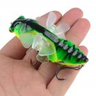 Plastic Fishing Lures Bionic Lure Artificial Bait Sea Lake Fishing Accessories Y238-5_7.5cm / 15.5g
