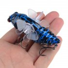 Plastic Fishing Lures Bionic Lure Artificial Bait Sea Lake Fishing Accessories Y238-9_7.5cm / 15.5g
